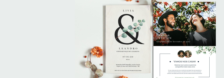 Como fazer convite de casamento ?